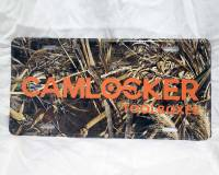 CamLocker - CamLocker Camo Car Tag