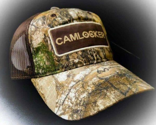 CamLocker Realtree Camo Hat