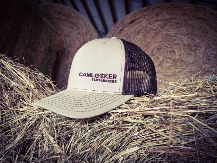 CamLocker Faded Brown Hat