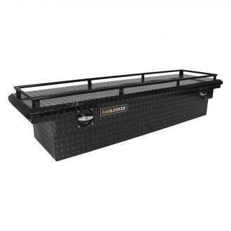 CamLocker - CamLocker KS67LPUNRLGB 67in Crossover Truck Tool Box with Rail