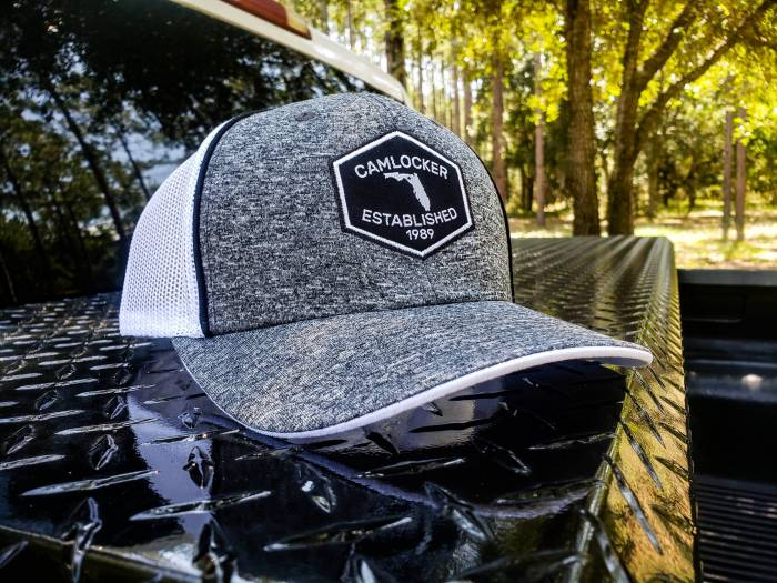 CamLocker - Camlocker Grey Florida Hat