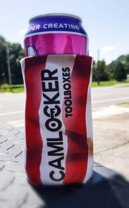 CamLocker - CamLocker USA Flag Koozie