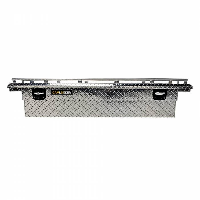 CamLocker - CamLocker S71LPRL 71in Crossover Truck Tool Box with Rail