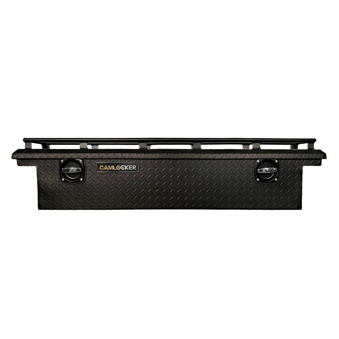 CamLocker - CamLocker SXSLPRLMB UTV Crossover Tool Box with Rail