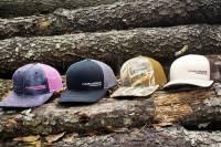 Various CamLocker Hat Styles