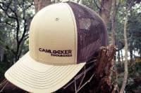 CamLocker Faded Brown Hat 2