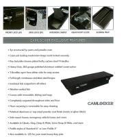 CamLocker - CamLocker S63LPFNRLMB 63in Crossover Truck Tool Box with Rail - Image 3