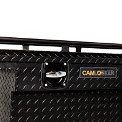 CamLocker - CamLocker KS71LPRLMB 71in Crossover Truck Tool Box with Rail - Image 5