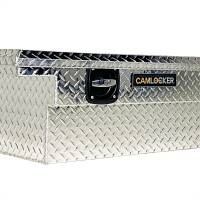 CamLocker - CamLocker S71LPRL 71in Crossover Truck Tool Box with Rail - Image 4