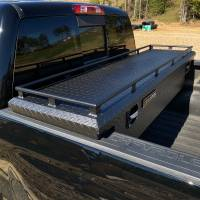 CamLocker - CamLocker KS71RLMB 71in Crossover Truck Tool Box with Rail - Image 11