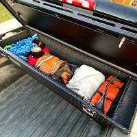CamLocker - CamLocker S71LPRL 71in Crossover Truck Tool Box with Rail - Image 14