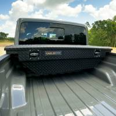 CamLocker - CamLocker S60LPBLGB 60in Crossover Tool Box For Jeep Gladiator JT Gloss Black - Image 4