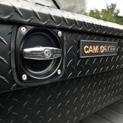 CamLocker - CamLocker S60LPBLMB 60in Crossover Tool Box For Jeep Gladiator JT Matte Black - Image 4
